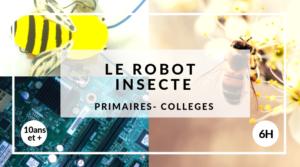 Le Robot Insecte