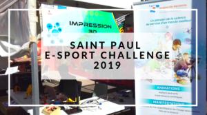 Saint-Paul E-Sport Challenge 2019