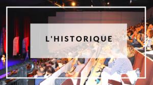 Festival de l'Image Sous Marine, l'historique