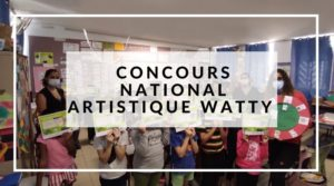 Concours national d'expression artistique à La Réunion - Watty TM