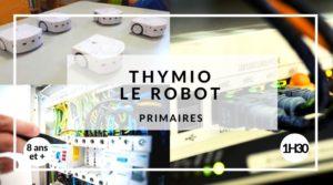 Atelier Thymio Le Robot